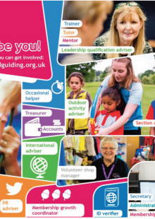 Girlguiding in the 21st Century