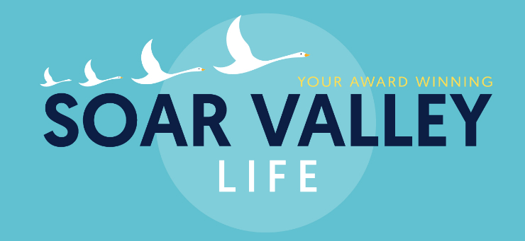 Soar Valley Life Logo