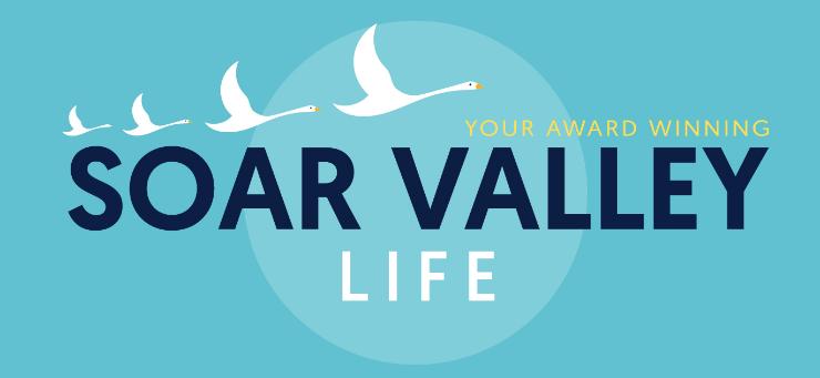 Soar Valley Life Logo